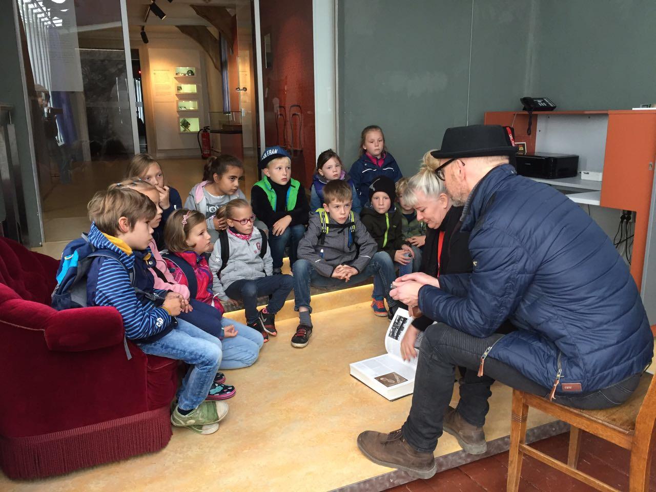 Peter Gläsel Schule Detmold - Kooperation mit dem Freilichtmuseum Detmold